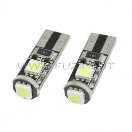 LAMPADE T10 W5W 3 LED...