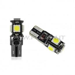 LAMPADE T10 W5W 5 LED...