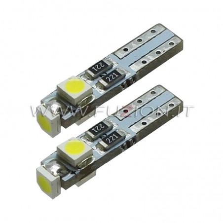LAMPADE T5 3 LED CANBUS FUZION