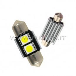 LAMPADE  SILURO 31MM C5W...