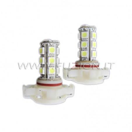 LAMPADE H16 5202 18 LED CANBUS FUZION