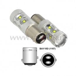 LAMPADE P21/5W 1157 50W LED...