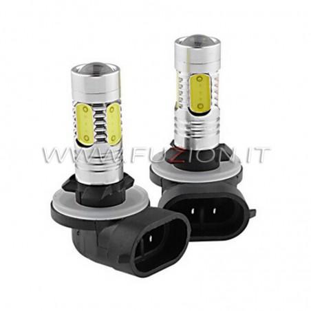 LAMPADE 881 H27 7,5W LED CANBUS FUZION