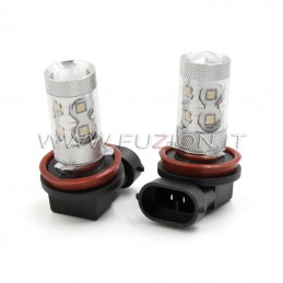 LAMPADE H9 50W LED CANBUS...