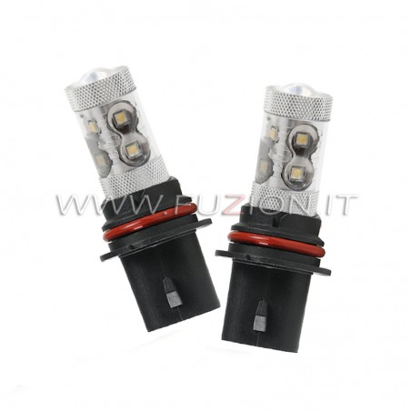 LAMPADE HB5 9007 50W LED CANBUS FUZION
