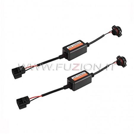 MODULO H16 5202 FILTRO CANBUS LED NO ERROR FUZION