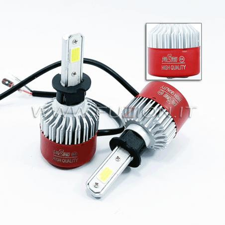H3 KIT LED 36W CANBUS ALTA QUALITA' FUZION