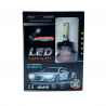 H4 KIT BI-LED 9600 LUMEN CANBUS ALTA QUALITA' FUZION