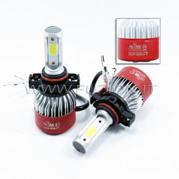 H16 5202 KIT LED 9600 LUMEN CANBUS ALTA QUALITA' FUZION