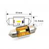 LAMPADE SILURO C5W C10W 31MM PLAFONIERA TARGA 1 LED CANBUS  PRO POWER FUZION
