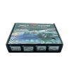 """MONITOR 4.3"""" HD FULL LED TFT A COLORI UNIVERSALE PRO FUZION"""