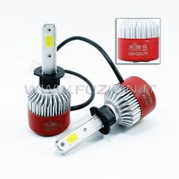 H1 24V KIT LED 9600 LUMEN CANBUS ALTA QUALITA' FUZION