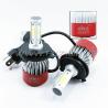 H4 24V KIT BI-LED 9600 LUMEN CANBUS ALTA QUALITA' FUZION