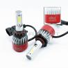 HB4 9006 24V KIT LED 9600 LUMEN CANBUS ALTA QUALITA' FUZION
